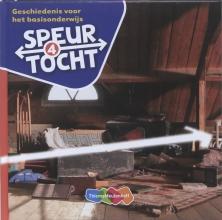 Jantien  Gruppen, Ingrid  Heersink Speurtocht 2e druk Leerboek groep 4