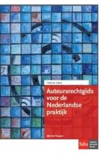 Michel  Frequin Auteursrechtgids voor de Nederlandse praktijk