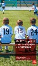 Willem Sinninghe Damsté Dirk Brauckmann, De AVG toegelicht voor verenigingen en stichtingen