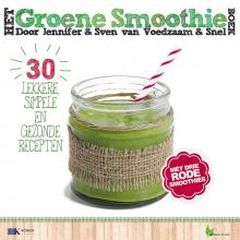 Sven en Jennifer , Het groene smoothieboek