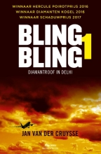 Jan Van der Cruysse Bling Bling 1. Diamantroof in Delhi
