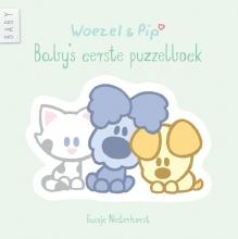 Guusje  Nederhorst Baby`s eerste puzzelboek