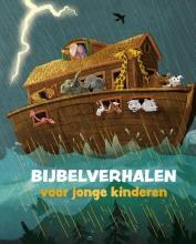 Charlotte  Berghof, Michael  Berghof Bijbelverhalen voor jonge kinderen