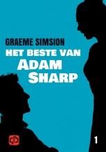 Simsion  Graeme Het beste van Adam Sharp - grote letter uitgave