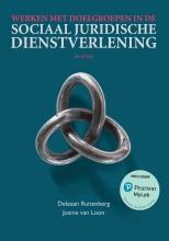 Josine van Loon Deleaan Ruitenberg, Werken met doelgroepen in de sociaal juridische dienstverlening