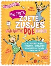 Hanneke de Zoete , Het grote Zoete Zusjes vakantiedoeboek