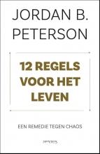 Jordan  Peterson 12 regels voor het leven