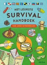 Son  Tyberg Het leukste survivalboek