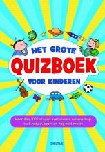 Emy  Geyskens, Geert  Heymans Het grote quizboek voor kinderen