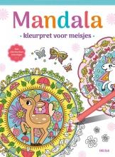 , Mandala - Kleurpret voor meisjes