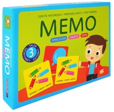 , Memo Eerste woordjes - Speelgoed Memo Premiers mots - Jouets