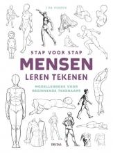 Lise HERZOG , Stap voor stap mensen leren tekenen