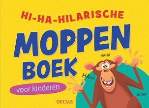J. de Jager Hi-Ha-hilarische moppenboek voor kinderen set 3 ex.