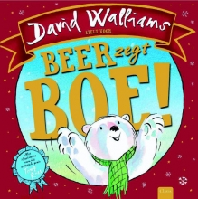 David  Walliams Beer zegt boe!