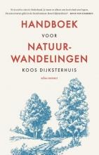 Koos  Dijksterhuis Handboek voor natuurwandelingen