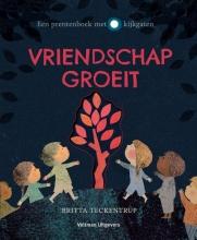 Britta Teckentrup , Vriendschap groeit