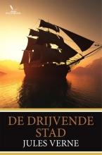 Jules  Verne De drijvende stad