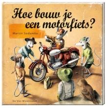 Martin  Sodomka Hoe bouw je een motorfiets?