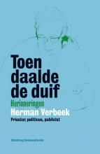 Herman  Verbeek Toen daalde de duif