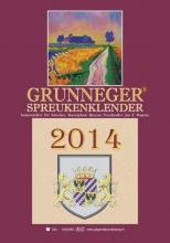 Fre  Schreiber Grunneger spreukenklender  2014