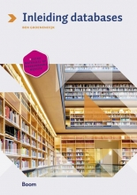 Ben Groenendijk , Inleiding databases