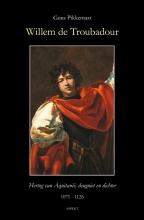 Guus Pikkemaat , Willem de troubadour (1071-1126)