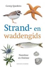 Georg  Quedens Strand en waddengids