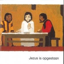 Jezus is opgestaan
