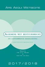 Ars Aequi Wetseditie Algemene wet bestuursrecht 2017/2018
