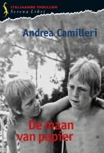 Andrea Camilleri , De maan van papier