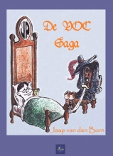 Jaap van den Born De V.O.C. Saga