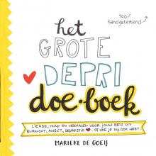 Marieke de Goeij , Het grote depri Doe-Boek