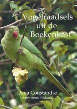 Dana  Constandse, Anna  Bakkum Vogelraadsels uit de boekenkast