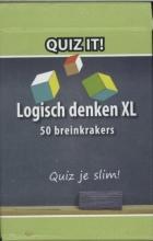 QUIZ IT - Logisch denken XL (QT43)