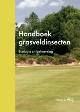 Henk J. Vlug , Handboek grasveldinsecten