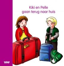 Jeannette Lodeweges , Kiki en Pelle gaan terug naar huis