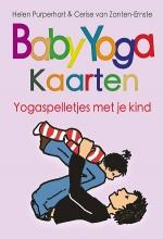 Cerise van Zanten-Ernste Helen Purperhart, Baby-yoga kaarten