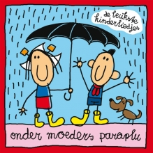 Babette  Harms Onder moeders paraplu - Babette Harms
