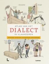 Roxane Vandenberghe Johan De Caluwe  Veronique De Tier  Anne-Sophie Ghyselen, Atlas van het dialect in Vlaanderen