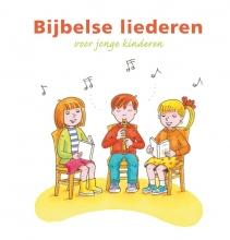 A.C. Jacobsen-Bosma , Bijbelse liederen voor jonge kinderen