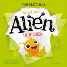 , Er zit een alien in je boek