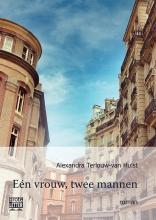 Alexandra  Terlouw Een vrouw, twee mannen - grote letter uitgave