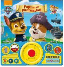 , Pups en de piratenschat