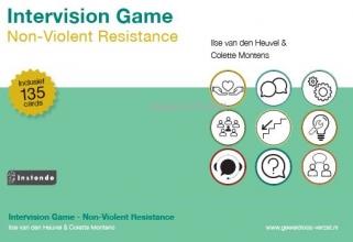 Colette Montens Ilse van den Heuvel, Non-violent Resistance Intervision Game