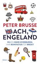 Peter  Brusse Ach, Engeland