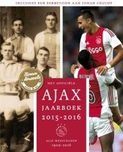 Ronald  Jonges Het officiële Ajax jaarboek 2015-2016