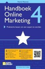 Patrick  Petersen Handboek online marketing 4.0