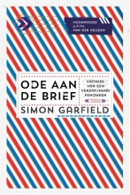 Simon  Garfield Ode aan de brief