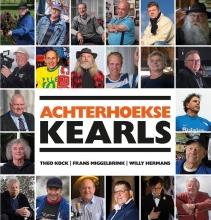 Theo  Kock, Frans  Miggelbrink, Willy  Hermans Achterhoekse Kearls