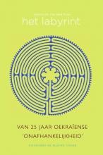 Bas van der Plas Labyrint van 25 jaar Oekraense onafhankelijkheid